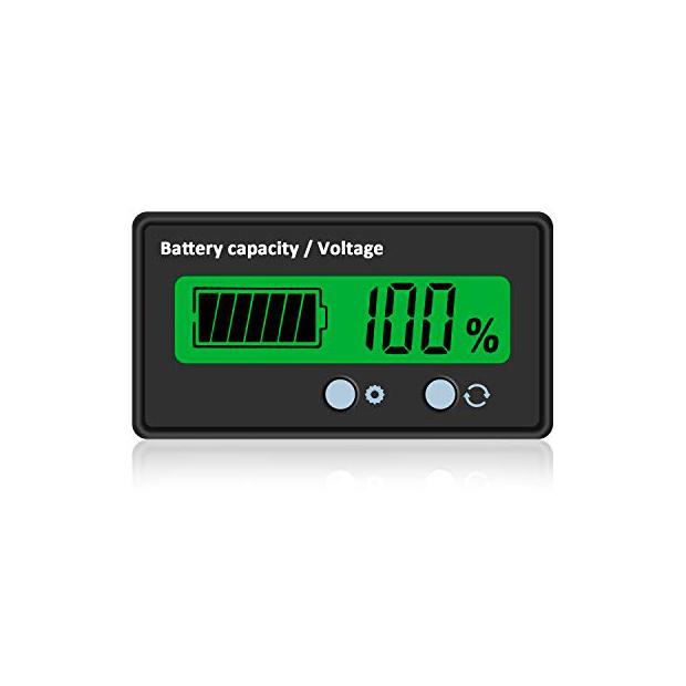 Los 10 mejores Medidores de batería